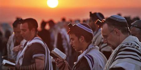 """""""Серед знаків кінця часів два знаки стосуватимуться Ізраїля. Юдеї навернуться щойно Христос знову прийде - одне з тверджень"""", - о. Олександр Кушта"""