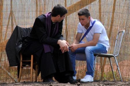"""""""На сповіді мене завжди болить через байдужість каянника"""", - отець Йосип Будай"""