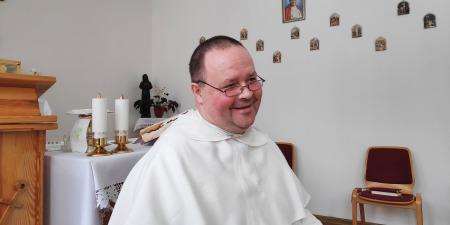 """""""З Богом можна з'єднатись, якщо позбавитись усього того, чим Господь не є"""", - отець Сворад Дуда"""
