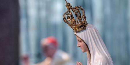 """Ірена Сашко: """"Присвятити себе Марії - це стати Її частинкою!"""""""