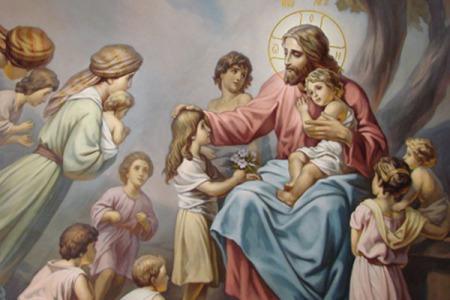 """""""Не забирай у своєї дитини Христа!"""" - Григорій Богослов"""