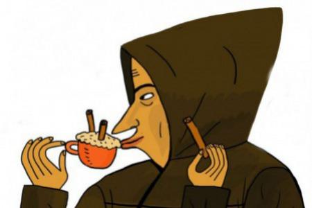 Кава з капуцином. Випуск-30