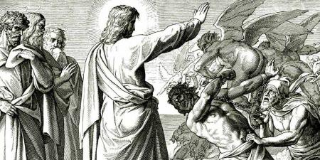 """""""Якщо в твоєму житті немає Бога, то в твоє життя входить сатана"""", - коментар Євангелія дня"""