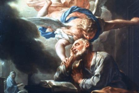 """""""Сон святого Йосифа"""" - коментар Євангелія дня"""