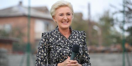 Перша леді Республіки Польщі Агата Корнгаузер-Дуда відвідала Фастів