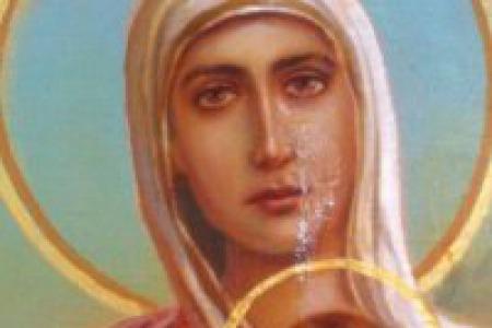 На Закарпатті у греко-католицькому храмі замироточили ікони