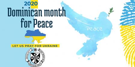 Домініканський орден у всьому світі молиться за мир в Україні
