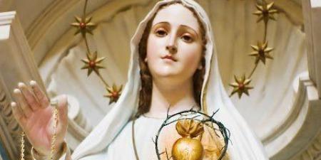 Чому Пресвята Діва Марія є чудовим прикладом для наслідування?