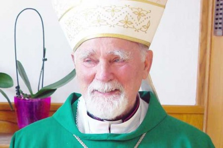 """""""Яка б драматична ситуація не була, владика виходив з неї легко, і з посмішкою"""" - єпископ Мар'ян БУЧЕК"""