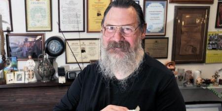 """""""Є такі місця в Біблії, які мусимо передати точно, але для нас не зрозуміло!"""" - отець Рафаїл Турконяк про велетнів, довгожителів та """"рогатого"""" Мойсея"""