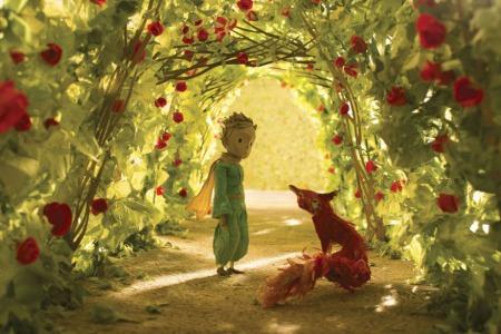 """Антуан де Сент-Екзюпері """"Маленький принц"""" (перша частина)"""