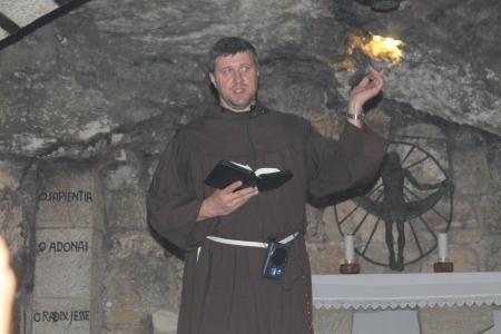 """Отець Патрик ОЛІХ: """"Ключі від Храму Гробу Господнього належать мусульманам"""""""