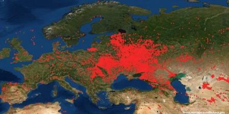 Сезонне паління листя, сухої трави та сміття призводить до катастрофічних наслідків