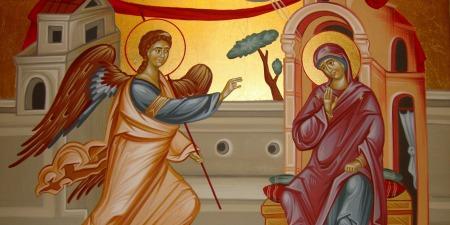 Свято Благовіщення Господнє
