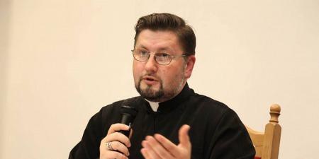 """""""Від моєї приязні з Ісусом залежить якість мого свідчення як християнина"""", - отець Віталій Храбатин"""