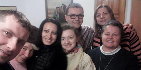 Серед волонтерів Кам'янець-Подільської студії Радіо Марія народилося аж дві сім'ї