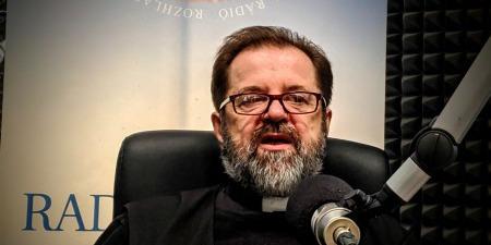 """""""Диявол постійно нав'язує нам думку, шо Бог нас використовує!"""" - отець Міхал Бранкевич"""