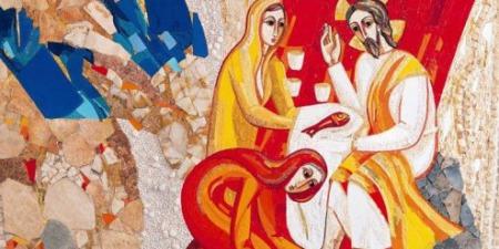 """""""Ісус в домі Марії і Марти"""", - коментар Євангелія дня"""