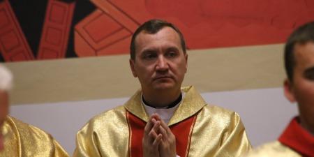 """""""Я не знав, чи дійсно Господь мене кличе до священства, але був переконаний, що маю зробити певні кроки у цьому напрямку,"""" - отець Ярослав Рудий"""