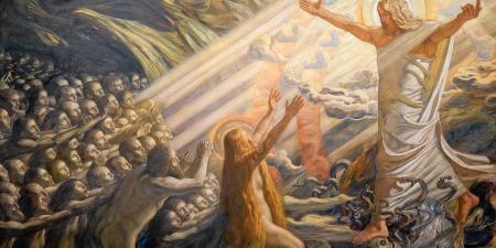 Варто гарно пережити Пасху, щоб не втратити єдності з Христом!