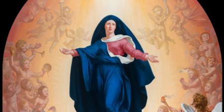 Звідки ми знаємо про Внебовзяття Діви Марії?