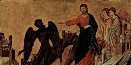 """""""Ісус виганяє біса"""", - коментар Євангелія дня"""