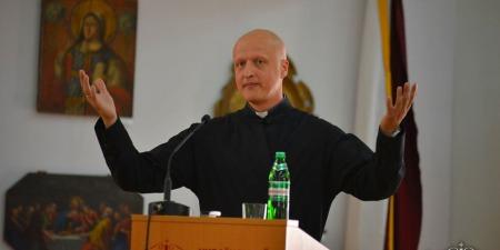 """""""До пандемії цінність людського життя - не була пошанована!"""" - Отець Ігор Бойко"""