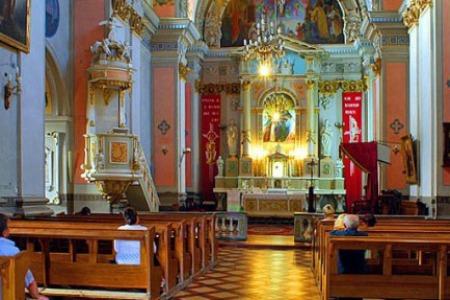 28 жовтня - Радіо Марія запрошує на Вечірні чування в ЖИТОМИРІ! Молитимемося за мир і припинення війни!
