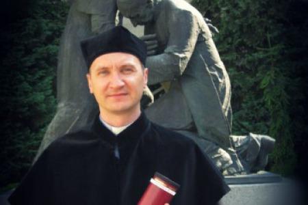 """""""Першим моїм вчителем теології була моя МАМА"""", - доктор богослів'я отець Ярослав РУДИЙ"""