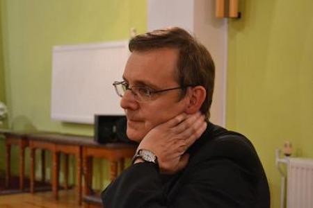 """Отець Ярослав ГОНСЬОРЕК: """"Літургія є ВЕРШИНОЮ життя КОЖНОЇ християнської спільноти"""""""
