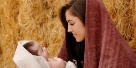 """""""Між Ісусом та Марією зав'язалося глибоке і особливе з'єднання сердець"""", - отець Кшиштоф Бузіковський"""