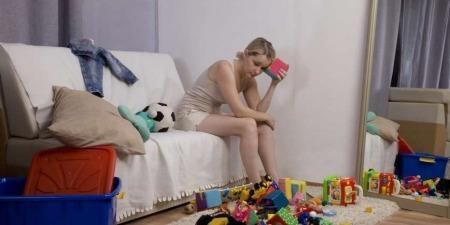 Впорядкування та відмова від зайвих дитячих речей