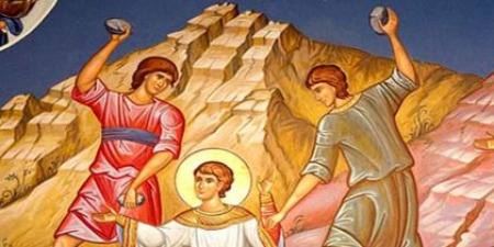 """""""Первомученик Стефан є святим прикладом любові та віри у Бога"""", - сестра Дам'яна Галущак"""