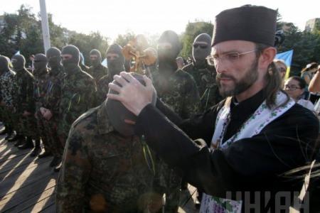 344 військових капеланів потребують Збройні сили
