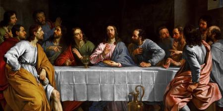 Що відбулось на Тайній вечері Ісуса з апостолами?