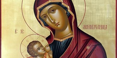 Сьогодні перед цією іконою християни всього світу моляться, насамперед, про зцілення від безпліддя і благополучне вигодовування немовлят