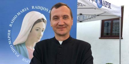 """""""Віруючій людині труднощі служать для її ж добра"""", - отець Ярослав Рудий"""