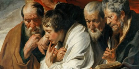 """""""Покликання євангеліста Матея"""", - коментар Євангелія дня"""