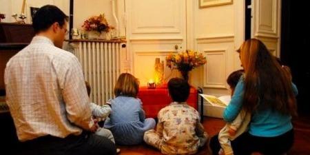 """""""Як жити по-Божому - вчимося в наших родинах"""", - отець Віталій Храбатин"""