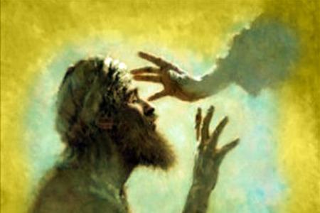 """Катехеза о. Олексія Самсонова """"Як Ісус зцілює від сліпоти?"""""""