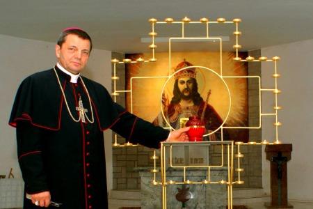 """Владика Леон ДУБРАВСЬКИЙ: """"Сьогодні в Україні один приклад - Ісус Христос!"""""""