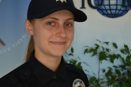 """Поліціянт Лілія Блажеєва: """"Я готова померти заради майбутнього"""""""