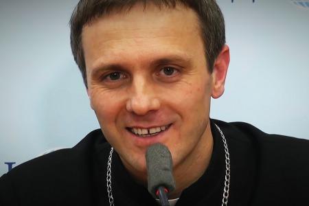 """""""Християнська любов до ближніх - не змушує нас ними захоплюватись!"""" - Владика Олександр Язловецький"""