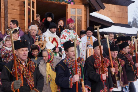 Різдво у Криворівні