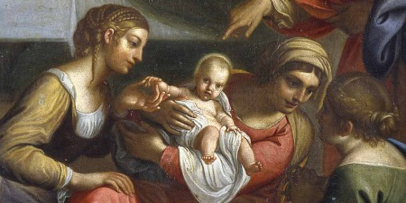 """""""Різдво Пресвятої Богородиці"""", - коментар Євангелія дня"""