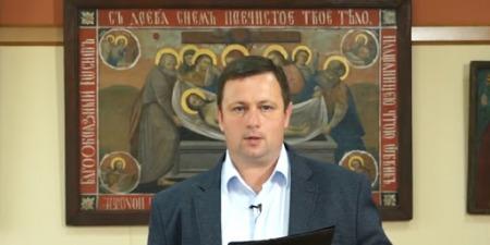 """""""Католицька Церква є одним з локомотивів екуменічного руху в світі"""", - Тарас Курилець"""