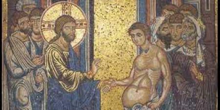 """""""Зцілення хворого на водянку"""", - коментар Євангелія дня"""