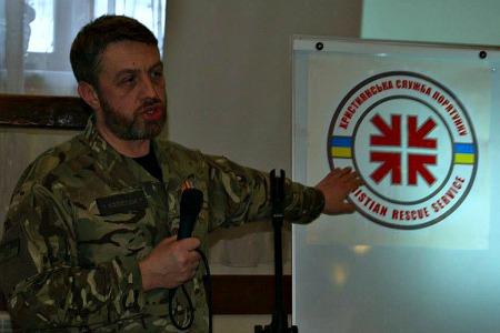 Робота в «сірій зоні» Донбасу це практично робота зі спецконтингентом на колоніях