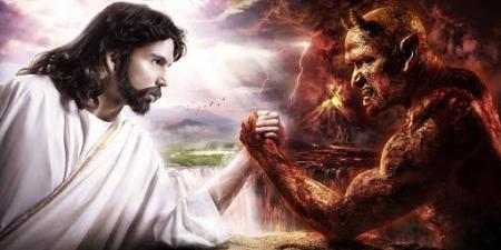 Яка частка мого серця належить Господу, яка сатані?