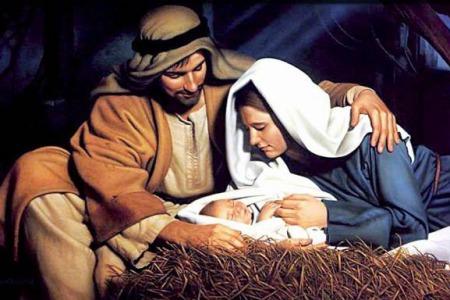 Театр біля мікрофону: Про Йосипа, Марію, Симона, Марфу і Дитятка Ісуса